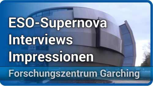 Tag der offenen Tür TUM Garching • ESO Supernova • MPE • MPA | Andreas Müller