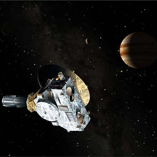 New Horizons - Mission zum Pluto